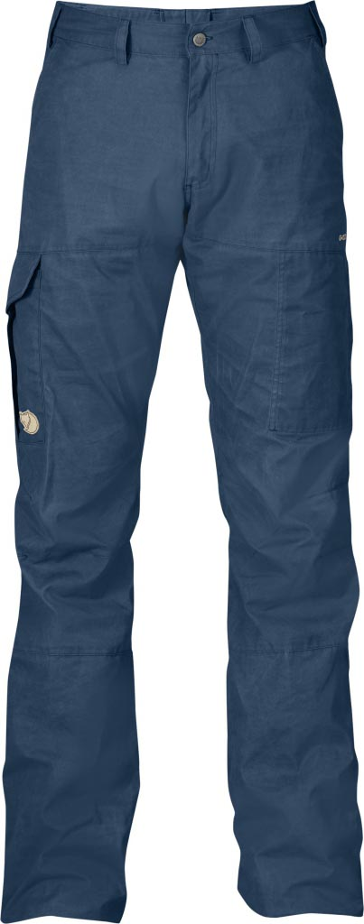 FjallRaven Karl Trousers Uncle Blue-30