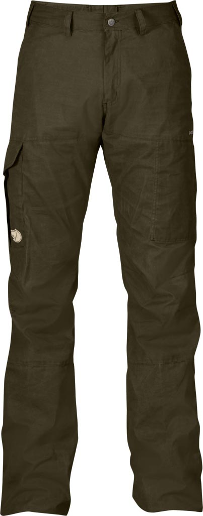 FjallRaven Karl Trousers Dark Olive-30