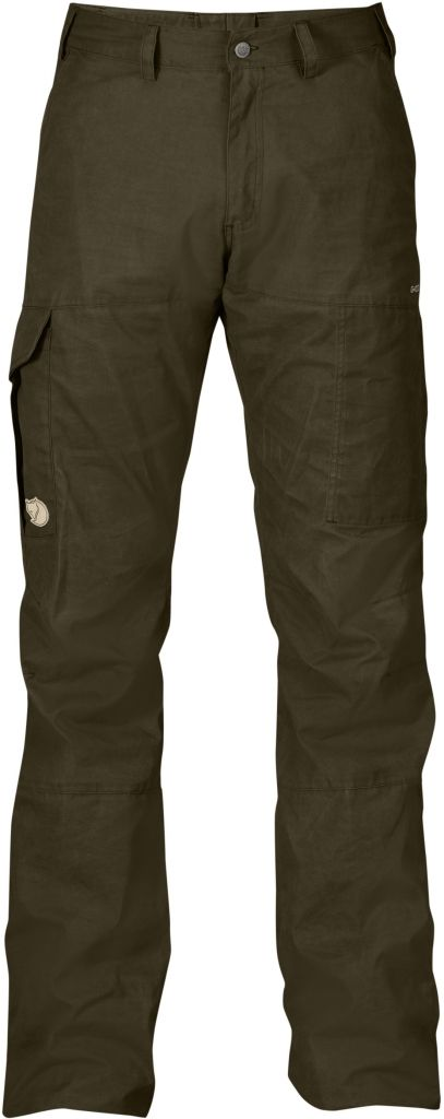 FjallRaven Karl Trousers Hydratic Dark Olive-30