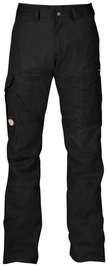 FjallRaven Karl Trousers Black-30