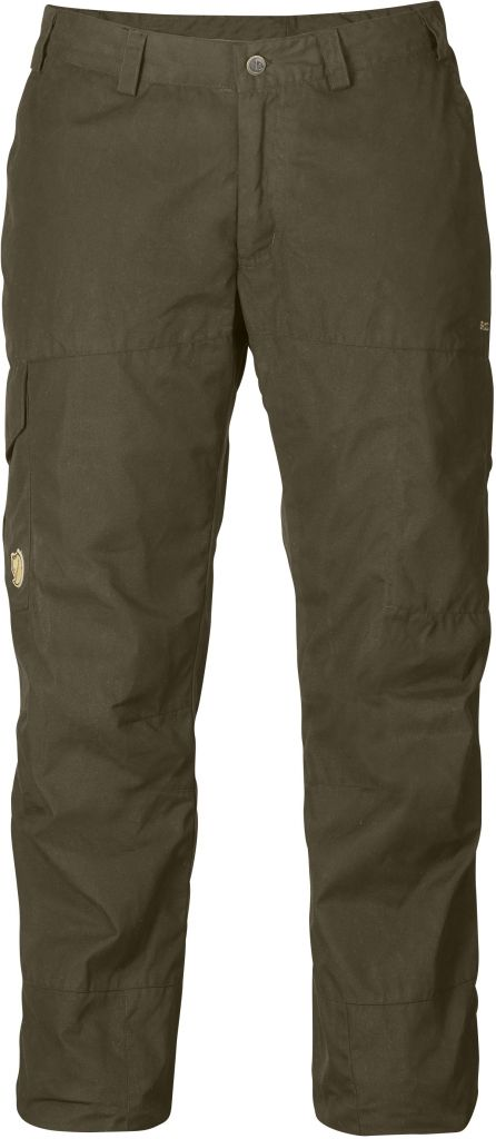 FjallRaven Karla Trousers Hydratic Dark Olive-30