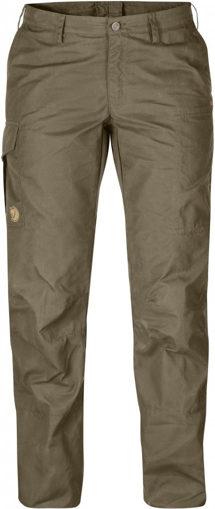 FjallRaven Karla Pro Trousers Curved Taupe-30