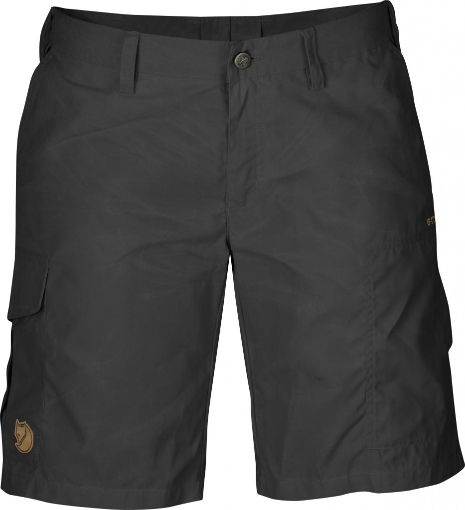 FjallRaven Karla Shorts Dark Grey-30