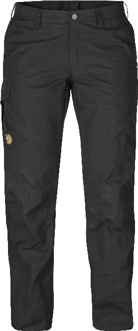 FjallRaven Karla Trousers Dark Grey-30