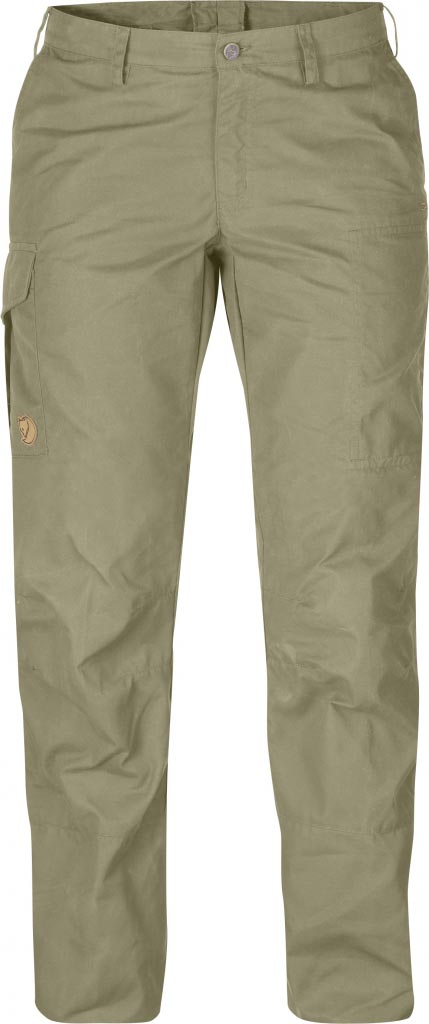 FjallRaven Karla Trousers Light Khaki-30