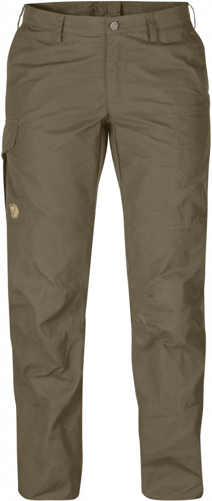 FjallRaven Karla Trousers Taupe-30