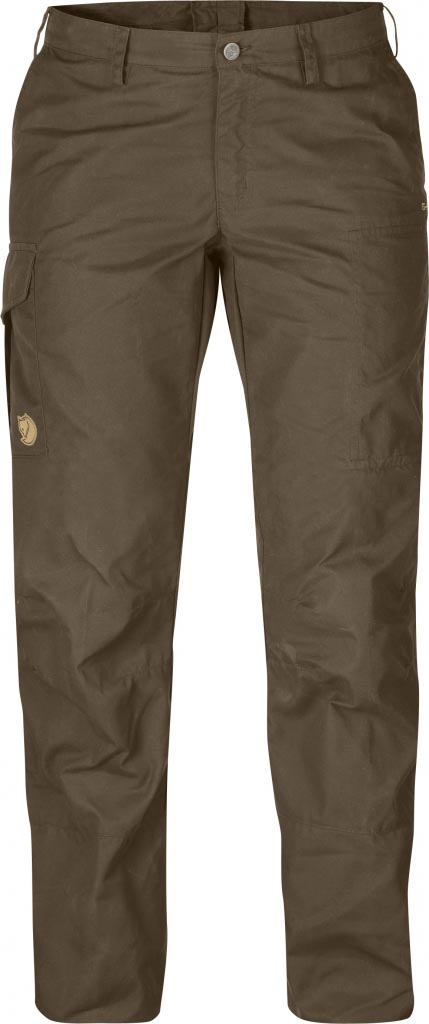 FjallRaven Karla Trousers Soft Brown-30