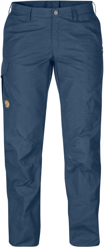 FjallRaven Karla Trousers Uncle Blue-30