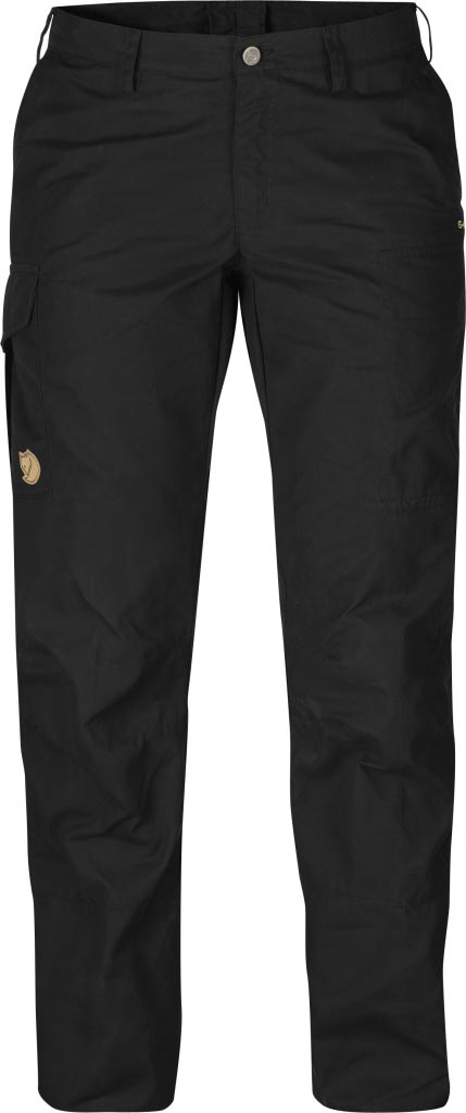FjallRaven Karla Trousers Black-30