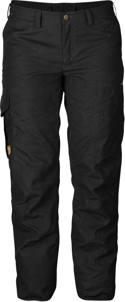 FjallRaven Karla Winter Trousers Black-30