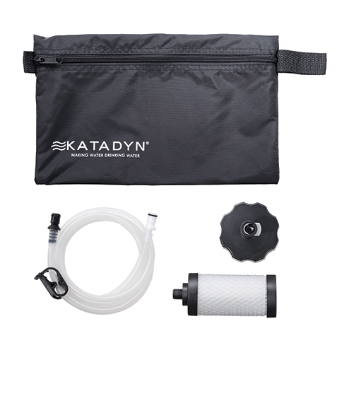 Katadyn Camp Upgrade Kit (for Camp Filter)-30