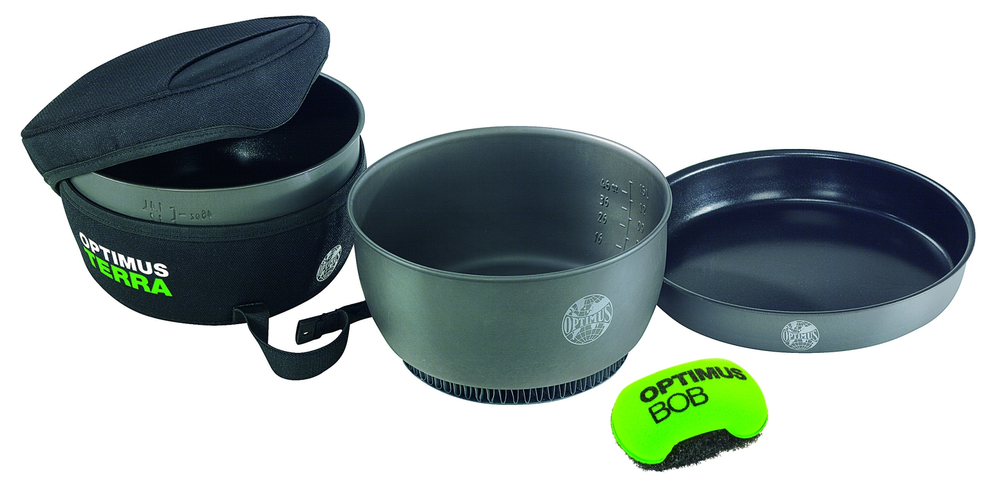 Optimus Terra HE Cook Set-30