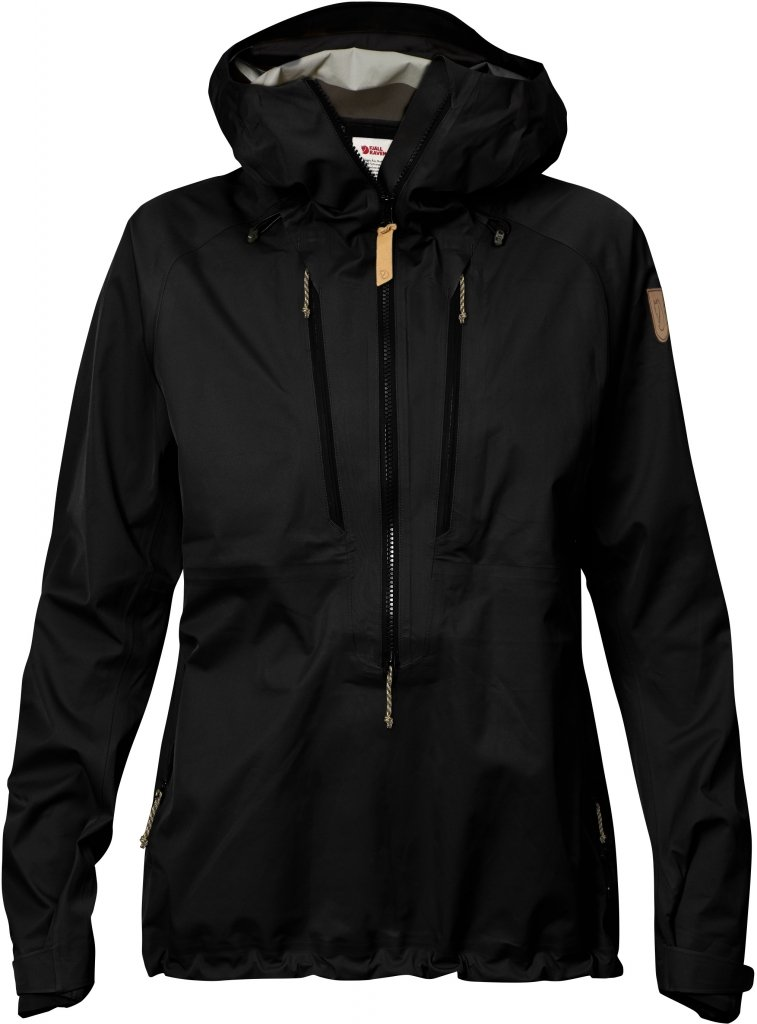 FjallRaven Keb Eco-Shell Anorak W Black-30