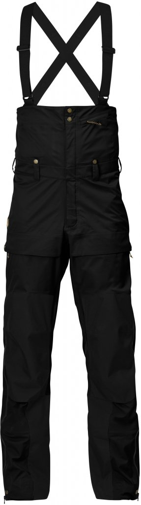 FjallRaven Keb Eco-Shell Bib Trousers Black-30
