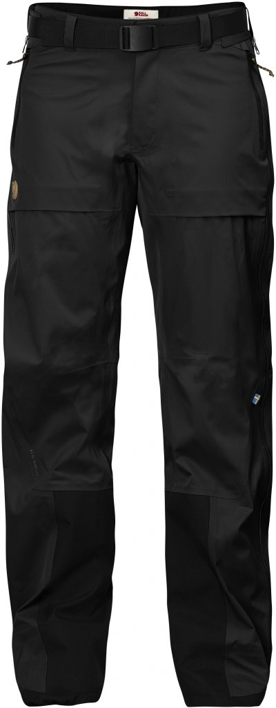 FjallRaven Keb Eco-Shell Trousers W Black-30