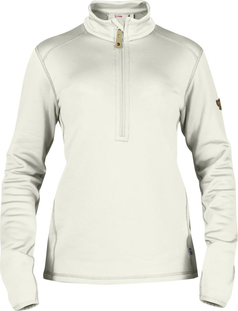 FjallRaven Keb Fleece Half Zip W. Ecru-30
