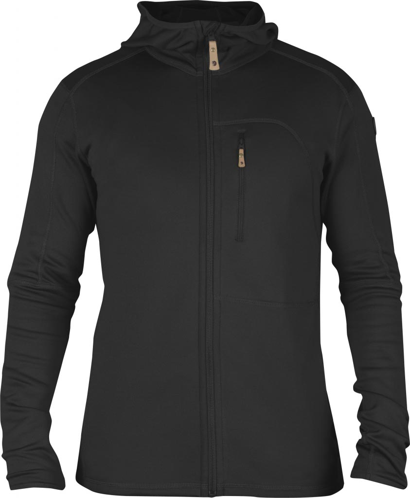 FjallRaven Keb Fleece Jacket Dark Grey-30