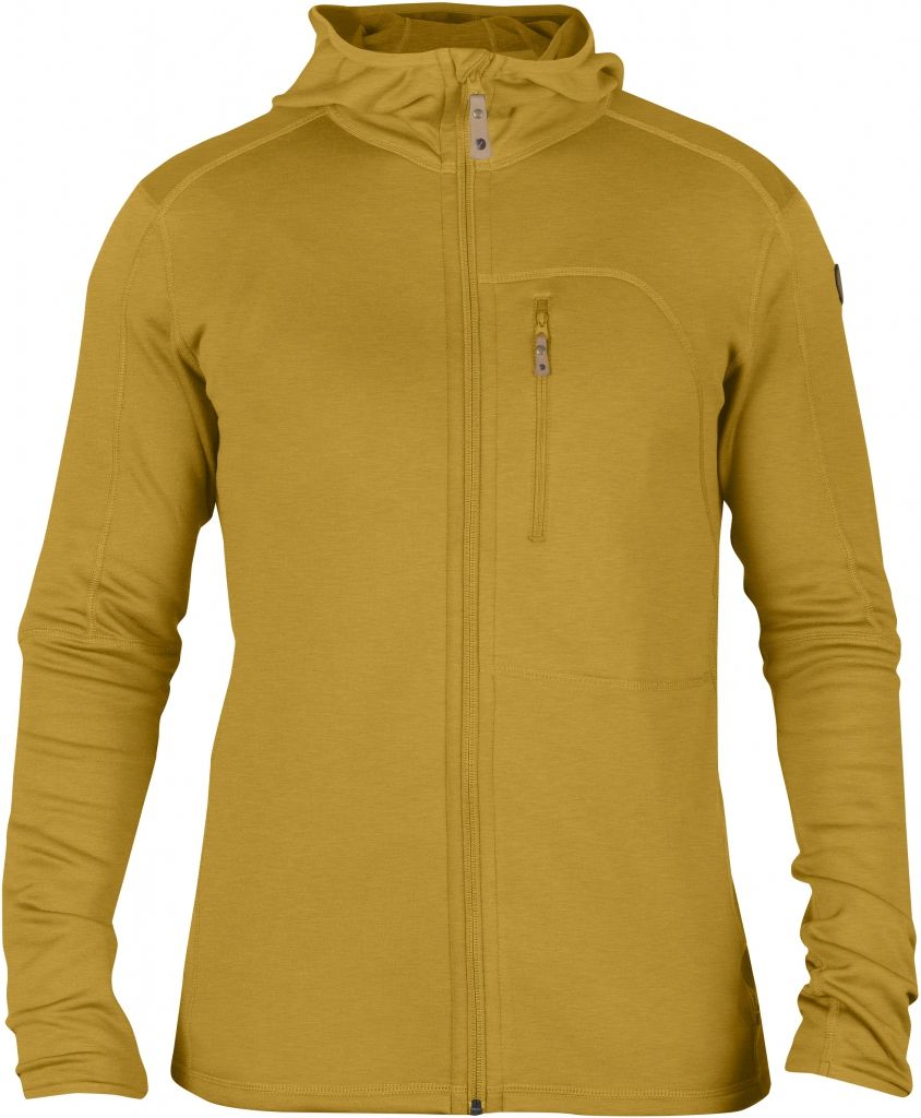 FjallRaven Keb Fleece Jacket Ochre-30