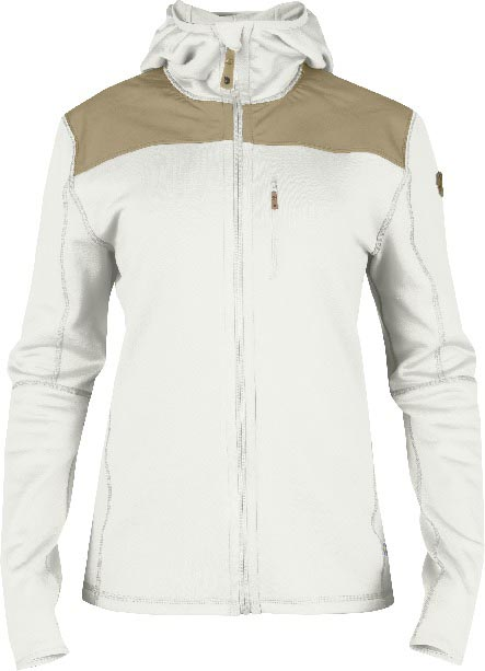 FjallRaven Keb Fleece Jacket W. Ecru-30