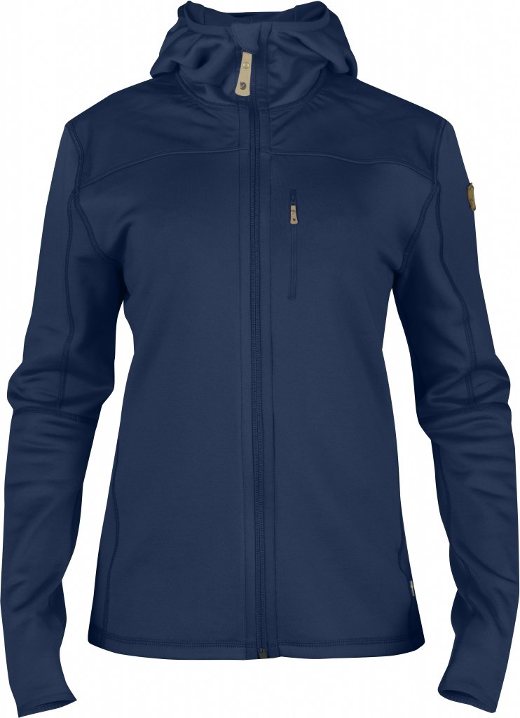 FjallRaven Keb Fleece Jacket W. Blueberry-30