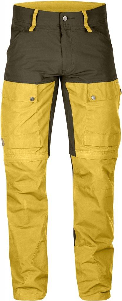 FjallRaven Keb Gaiter Trousers Ochre-30