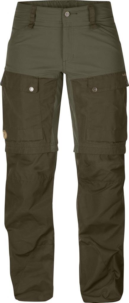 FjallRaven Keb Gaiter Trousers W. Tarmac-30