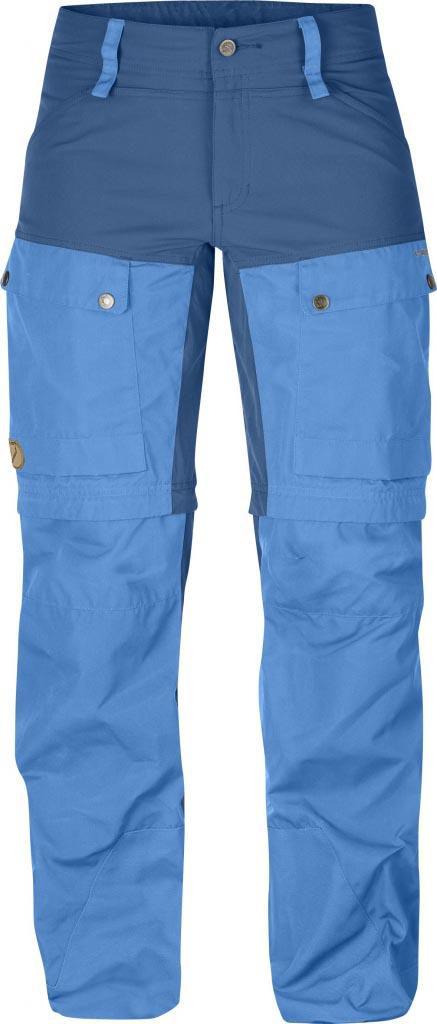 FjallRaven Keb Gaiter Trousers W. UN Blue-30