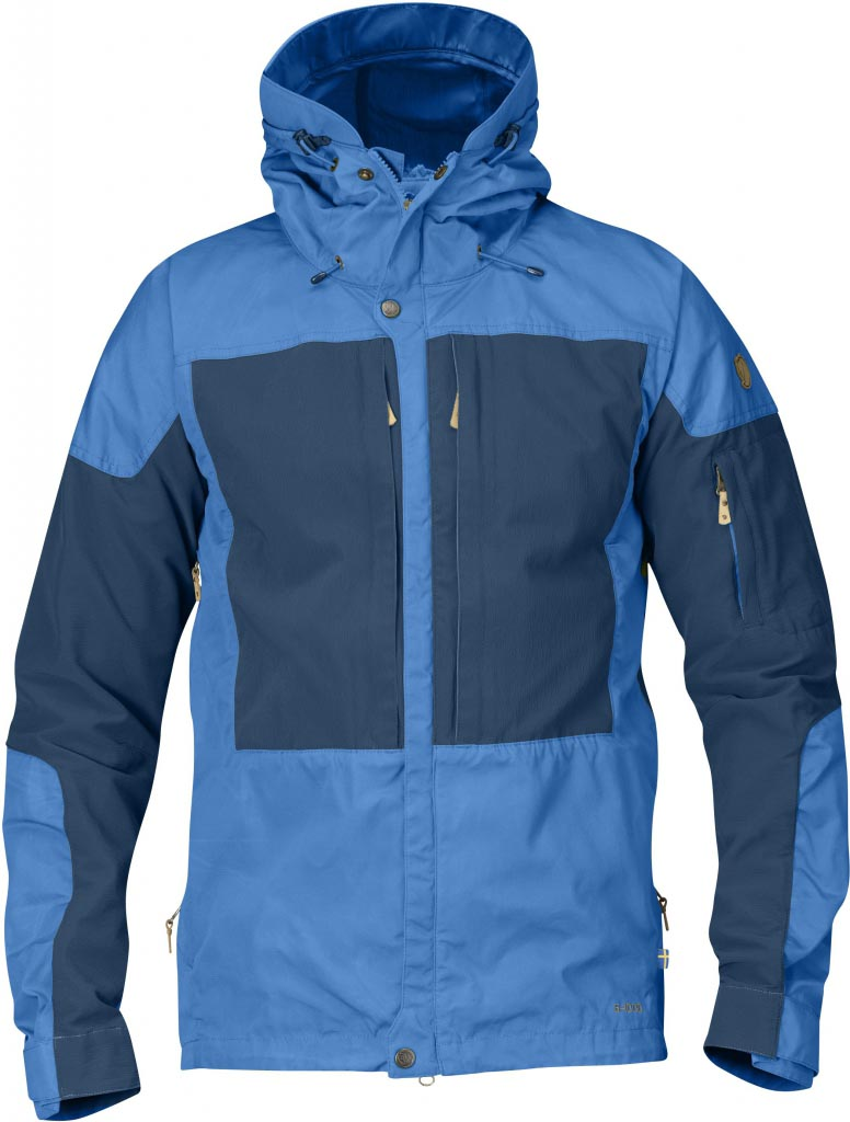FjallRaven Keb Jacket UN Blue-30