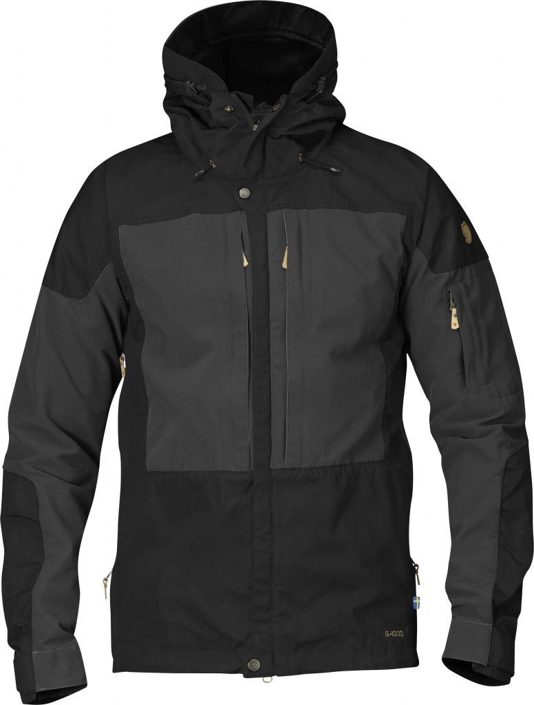 FjallRaven Keb Jacket Black-30