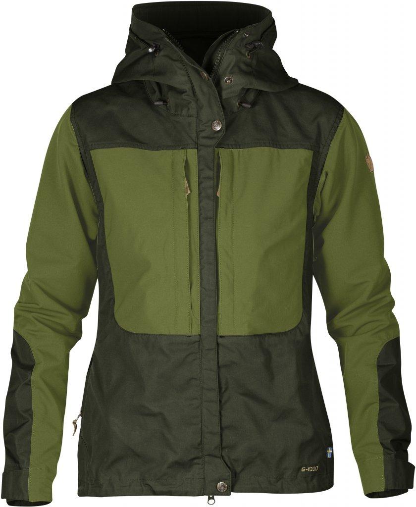 FjallRaven Keb Jacket W. Olive-30