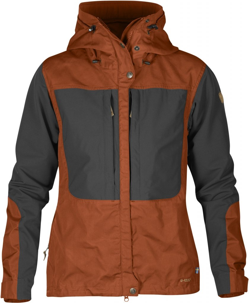FjallRaven Keb Jacket W. Autumn Leaf-30