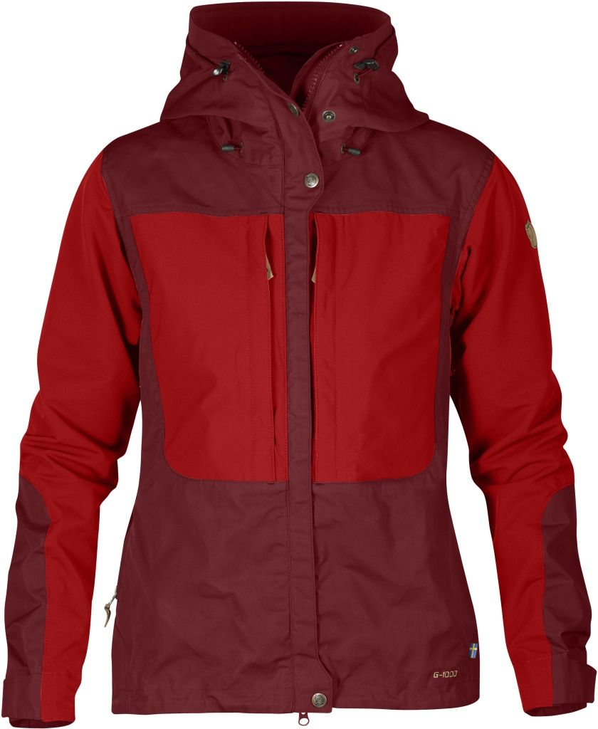 FjallRaven Keb Jacket W. Ox Red-30