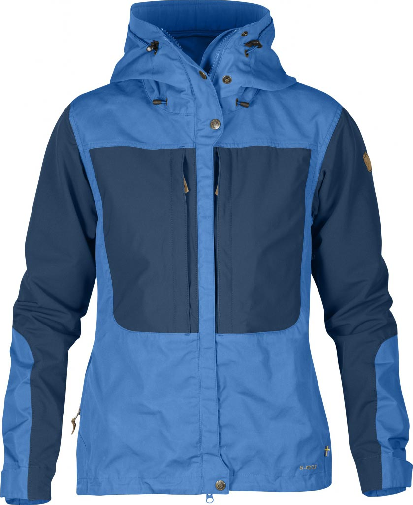 FjallRaven Keb Jacket W. UN Blue-30