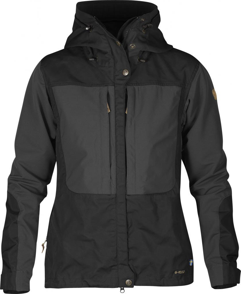 FjallRaven Keb Jacket W. Black-30