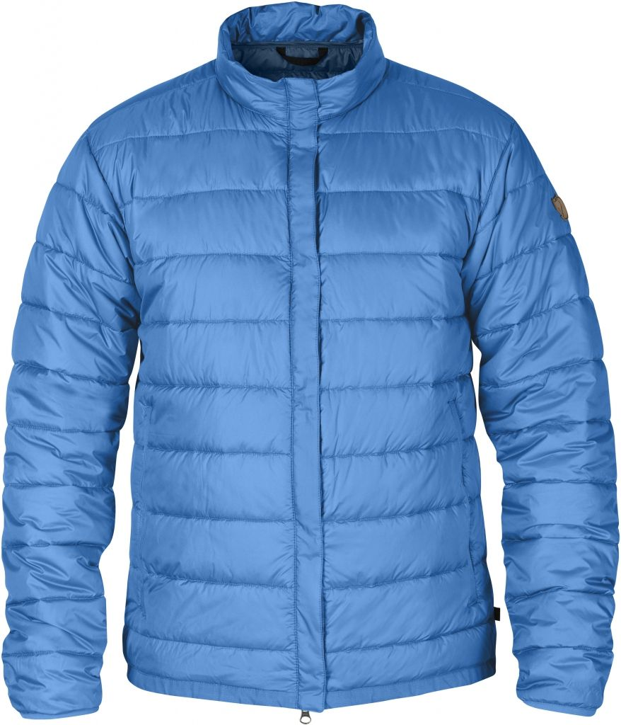 FjallRaven Keb Loft Jacket UN Blue-30