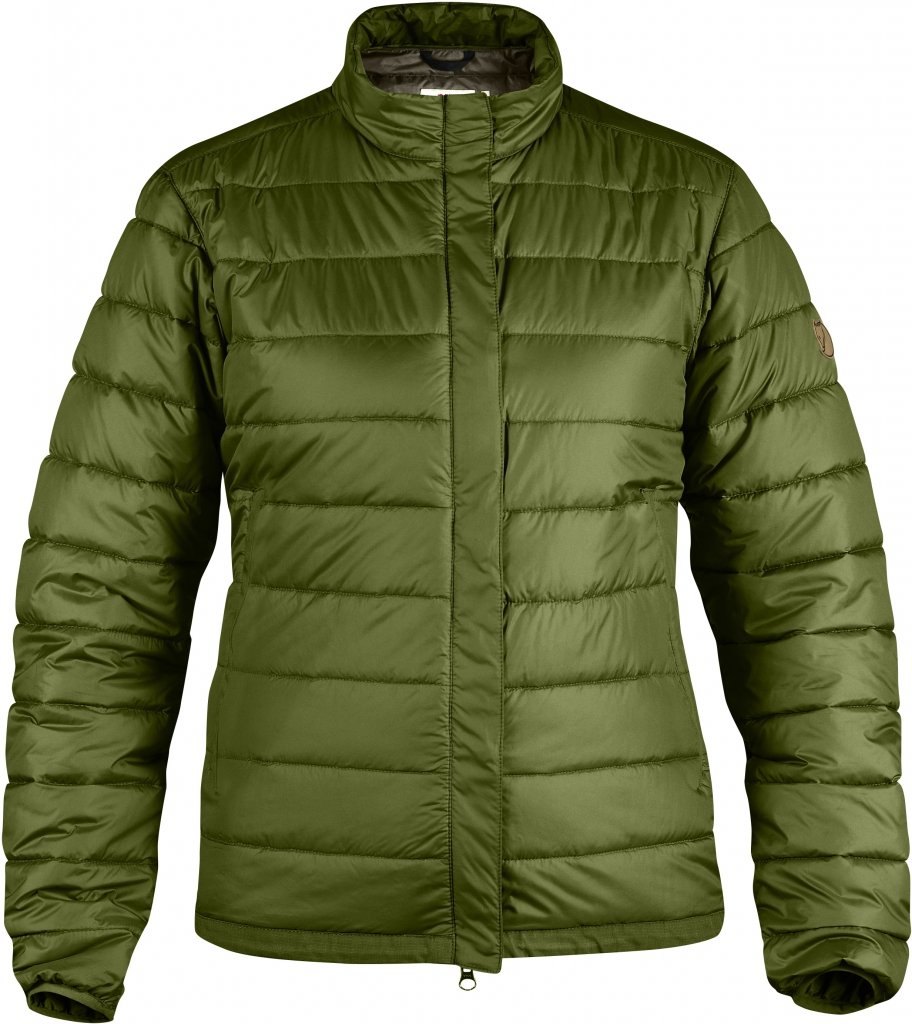 FjallRaven Keb Loft Jacket W. Avocado-30