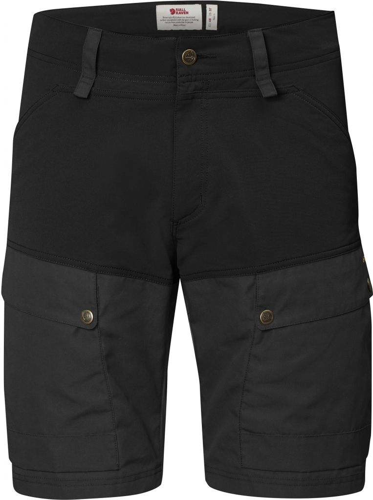 FjallRaven Keb Shorts Black-30