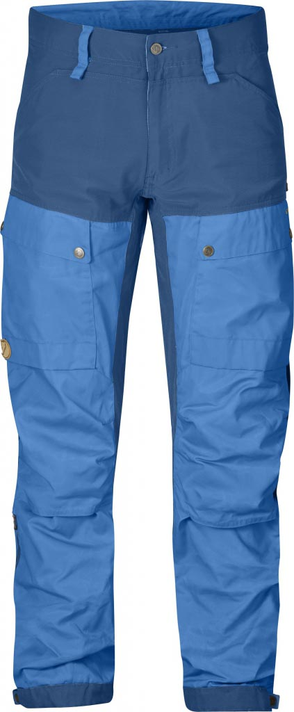 FjallRaven Keb Trousers UN Blue-30