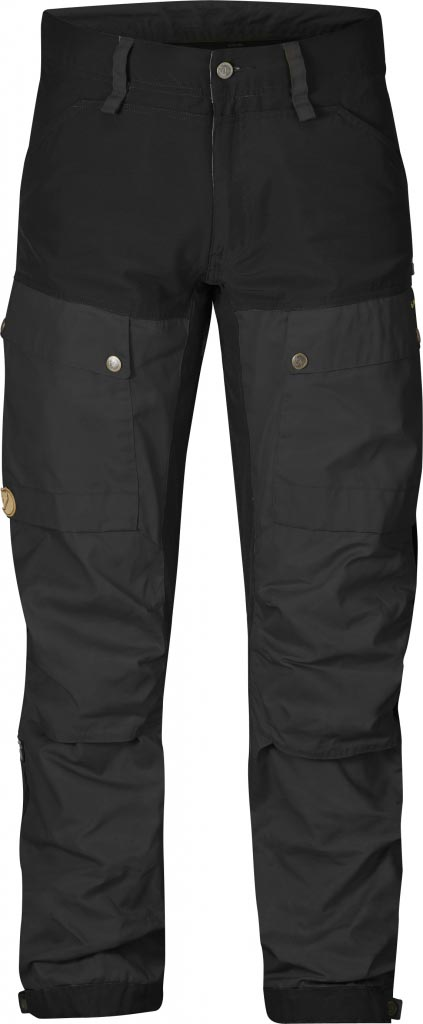 FjallRaven Keb Trousers Black-30