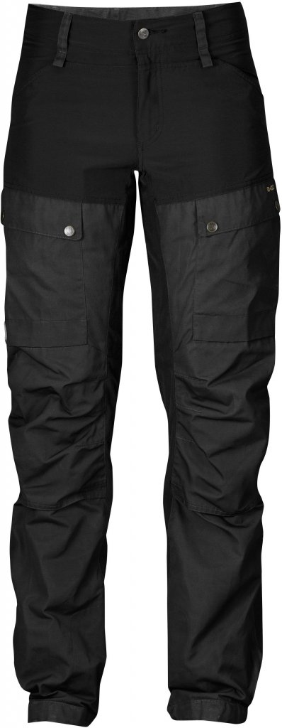 FjallRaven Keb Trousers W Curved Black-30