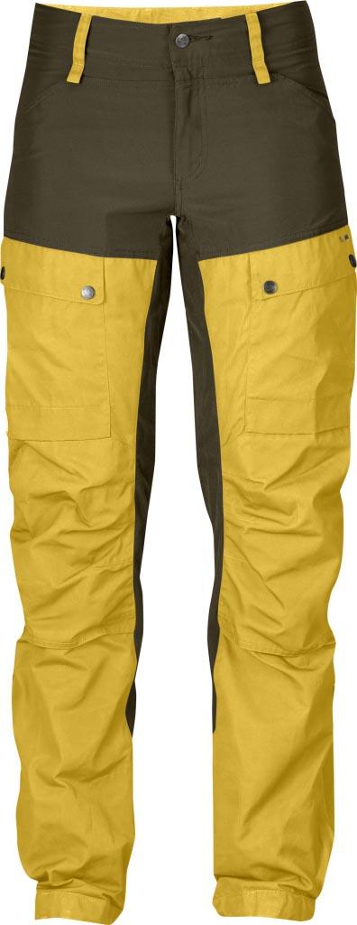 FjallRaven Keb Trousers W. Ochre-30