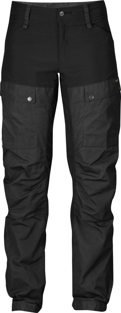 FjallRaven Keb Trousers W. Black-30