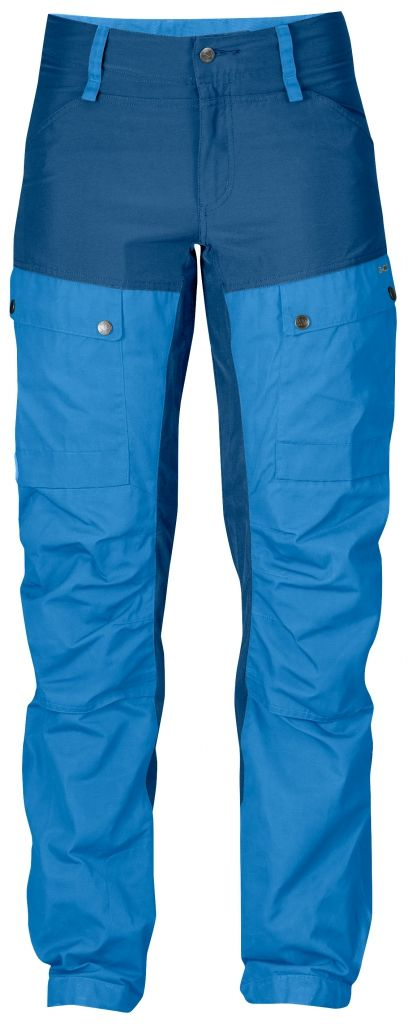 FjallRaven Keb Trousers W. UN Blue-30