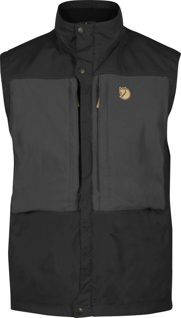 FjallRaven Keb Vest Black-30