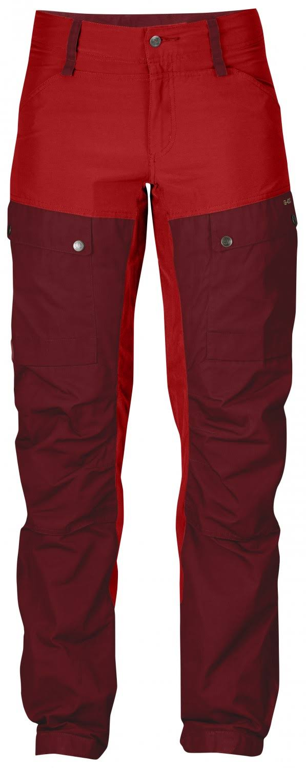 FjallRaven Keb Trousers W. Ox Red-30