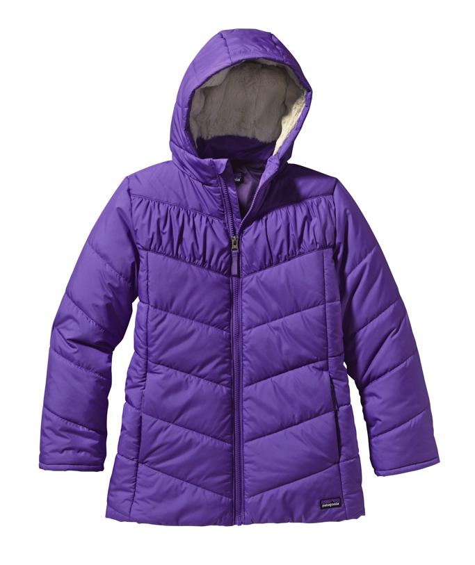 Patagonia - Wintry Snow Coat Violetti - Isolation & Winter Jackets - L