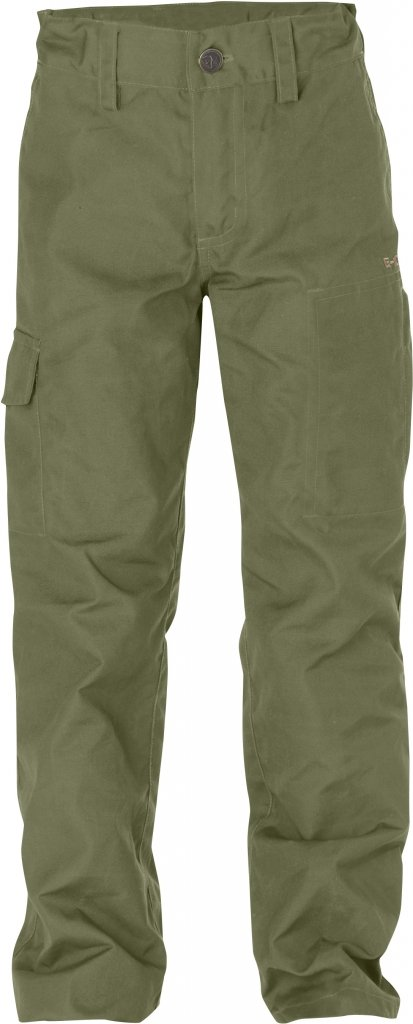FjallRaven Kids Ovik Trousers Green-30