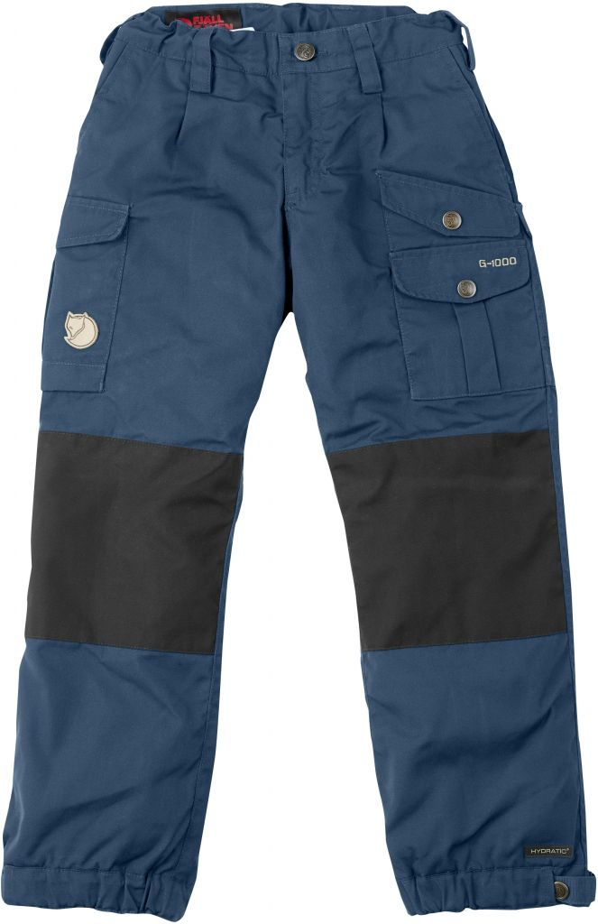 FjallRaven Kid's Vidda Padded Trousers Uncle Blue-30