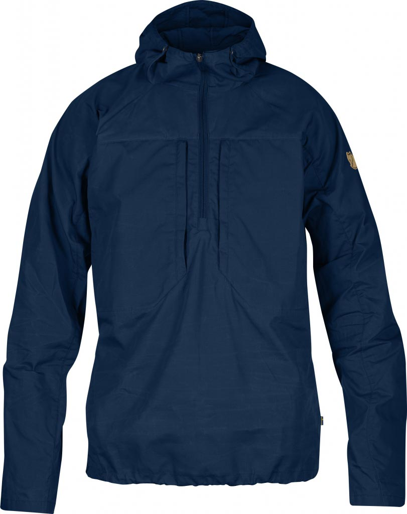 FjallRaven Kiruna Anorak Ink Blue-30