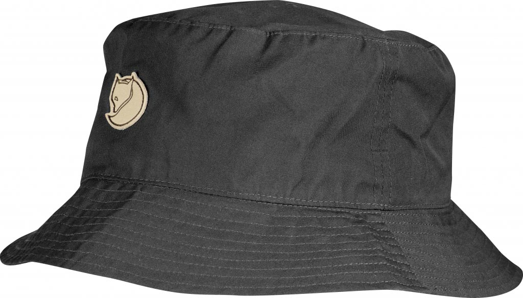 FjallRaven Kiruna Hat Dark Grey-30